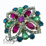 Senyr Brooch - No 639 aub