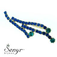 Senyr Brooch - No 7344 aub