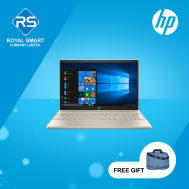 HP Pavilion 15-cs3128TX ( i7 ) 10th Gen ( Gold )