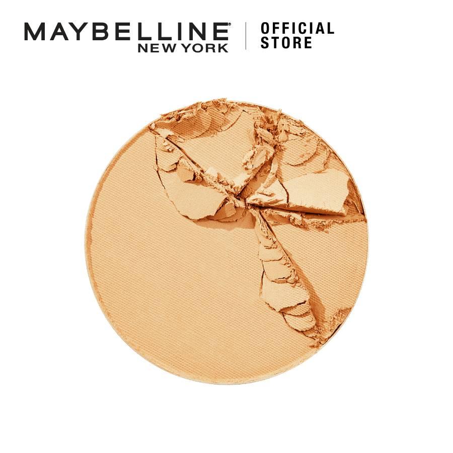 MAYBELLINE Super Stay 24HR Powder Foundation 332 Golden Caramel 6G (G3749900)