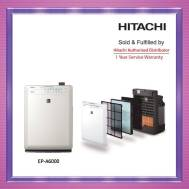 Hitachi Air Purifier EP-A6000