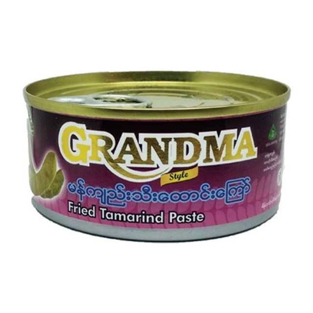 Grandma Style Food Fried Tamarind Padte 130g