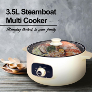 PowerPac 3.5L Steamboat & Multi Cooker (PPMC787)