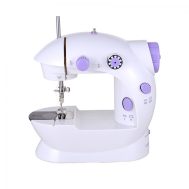 Portable Household Use Multi Function Mini Sewing Machine Sm 202A