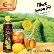 Zeno Black Lemon Tea 380Ml