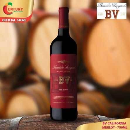 BEAULIEU VINEYARD CALIFORNIA MERLOT 75Cl (Buy One Get Cork Opener)