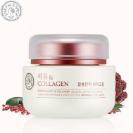 The Face Shop Pomegranate and Collagen Eye Cream (50ml) (FSS-15EC)