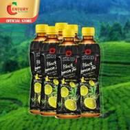 Zeno Black Lemon Tea 380Ml (1Pack × 6Pcs)