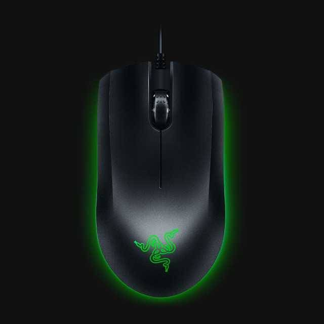 Razer Abyssus Essential - Ambidextrous Gaming Mouse (AC0410003)