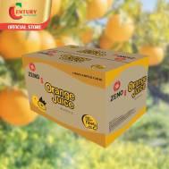 Zeno Orange 380Ml (1Case × 24Pcs)