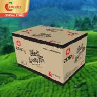 Zeno Black Lemon Tea 380Ml (1Case × 24Pcs)