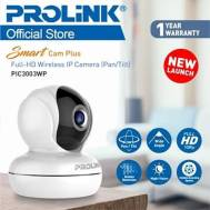 PROLiNK Wireless Full-HD IP Camera with Pan-Tilt/ Night-Vision (PIC3003WP)