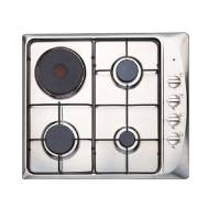 Teka Gas and Electric Hob EC 3G 1P
