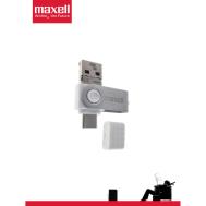 Maxell USB Triple OTG 3.1 32GB (Type A / Type C / Micro USB)