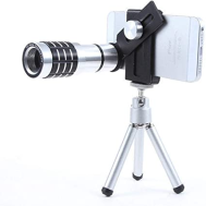 12X Universal Telephoto Lens