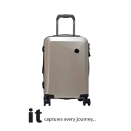 it Luggage Confide Sandy Carbon Effect (Small) 018010501