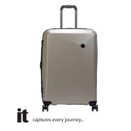 it Luggage Confide Sandy Carbon Effect (Large) 018010503