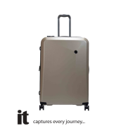 it Luggage Confide Sandy Carbon Effect (Medium) 018010502