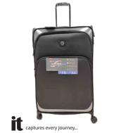 it Luggage Hybrifution Black (Large) 018010103