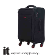 it Luggage Accentuate Black (Small) 018010201
