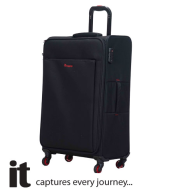 it Luggage Accentuate Black (Large) 018010203