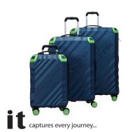 it Luggage Fortitude Dark Blue (Small) 018020101