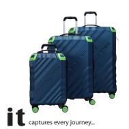 it Luggage Fortitude Dark Blue (Medium) 018020102