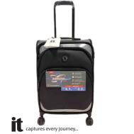 it Luggage Hybrifution Black (Small) - 018010101