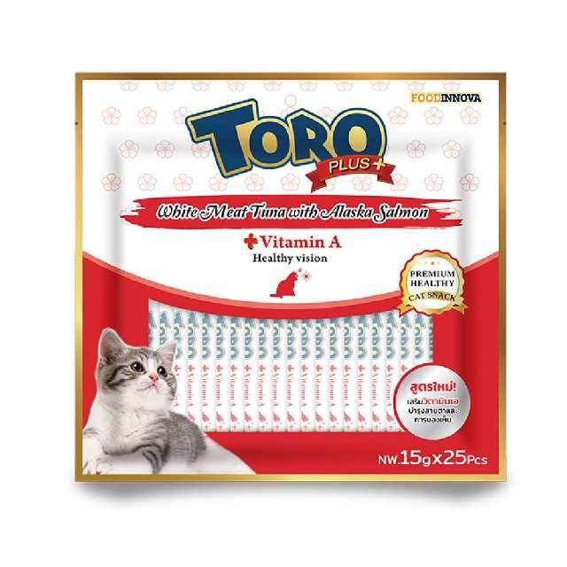 Toro White Meat Tuna with Alaska Salmon 375g( 1Pk × 25Pcs)