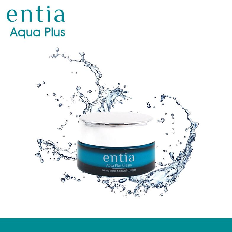 Entia Aqua Plus Cream