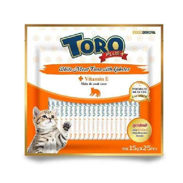 Toro White Meat Tuna with Lobster  375g( 1Pk × 25Pcs)