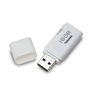 TOSHIBA Transmemory 16GB USB 2.0 Hayabusa U202 (Free Gift - Toshiba Orig USB Strip)
