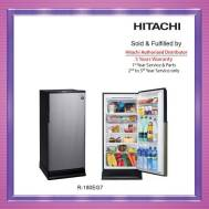 Hitachi One Door Refrigerator 187 Liter (R-180EG7)