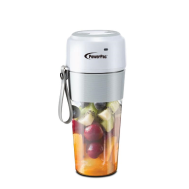 PowerPac Portable USB Juice Blender, Rechargeable Smoothie Blender (PPBL339)