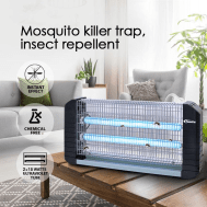 PowerPac Mosquito killer trap, insect Repellent (PP2218)