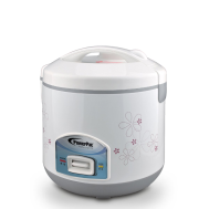 PowerPac 1.2L Rice Cooker with Steamer (PPRC12)
