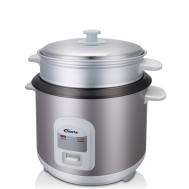 PowerPac 1.8L Rice Cooker with Steamer (PPRC68)