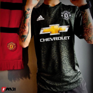Manchester United Away Kit 2020-21 (Player Version)