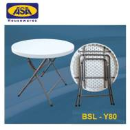 ASA Round Bar Table (80 cm) BSL-Y80