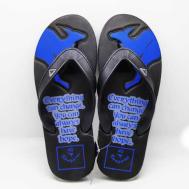 KANGAROO MEN SLIPPER RM - 022 BLACK
