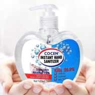 Cocen Instant Hand Sanitizer (kills 99.9%) 500 ML
