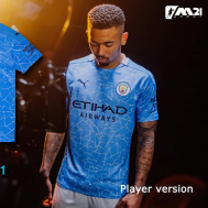 Manchester City 2020-21 (Player Version)