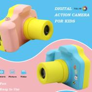 Digital action camera for kid