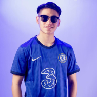 Chelsea Home Kit 2020-21 (Fan Version)