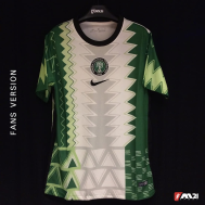 Nigeria Home Kit 2020-21 (Fan Version)