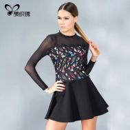 Selfiee Lace Short Dress