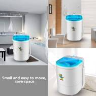 Selfiee Mini Washing Machine 5 kg (light grey)