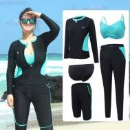 Amazing Sportswear Female Swimming Suit (143)