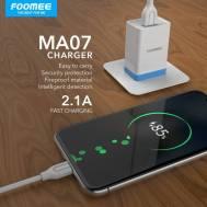 Foomee Micro Adaptor Set (MA07), (White)
