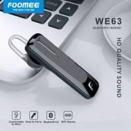 Foomee Bluetooth Headset (WE63), (Black)